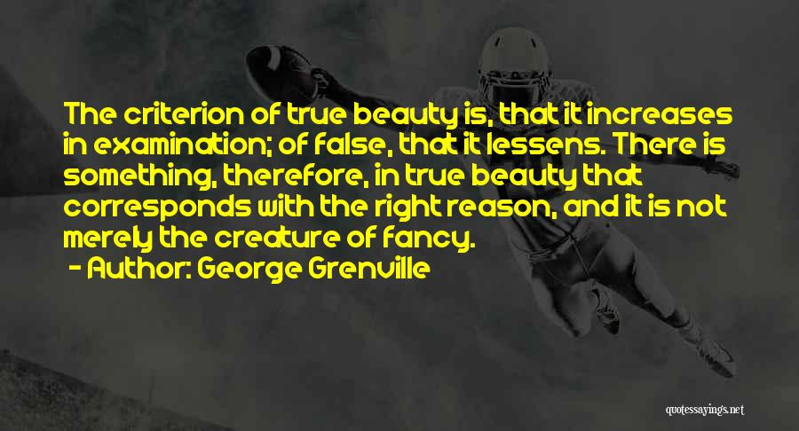 George Grenville Quotes 1793923