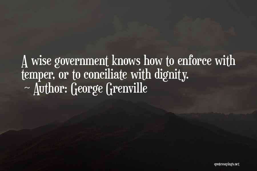 George Grenville Quotes 2018250