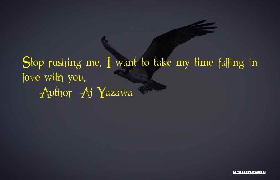 George Koizumi Quotes By Ai Yazawa