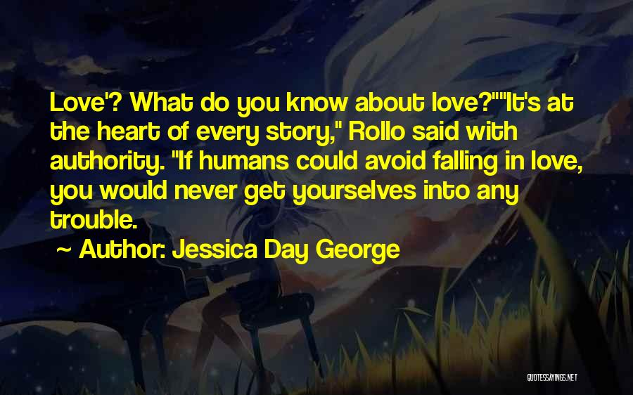 George Lass Quotes By Jessica Day George