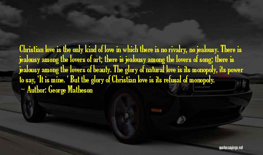 George Matheson Quotes 1138761