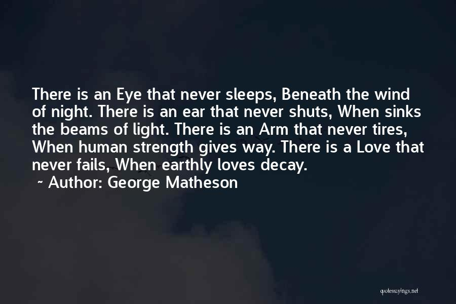 George Matheson Quotes 1253998