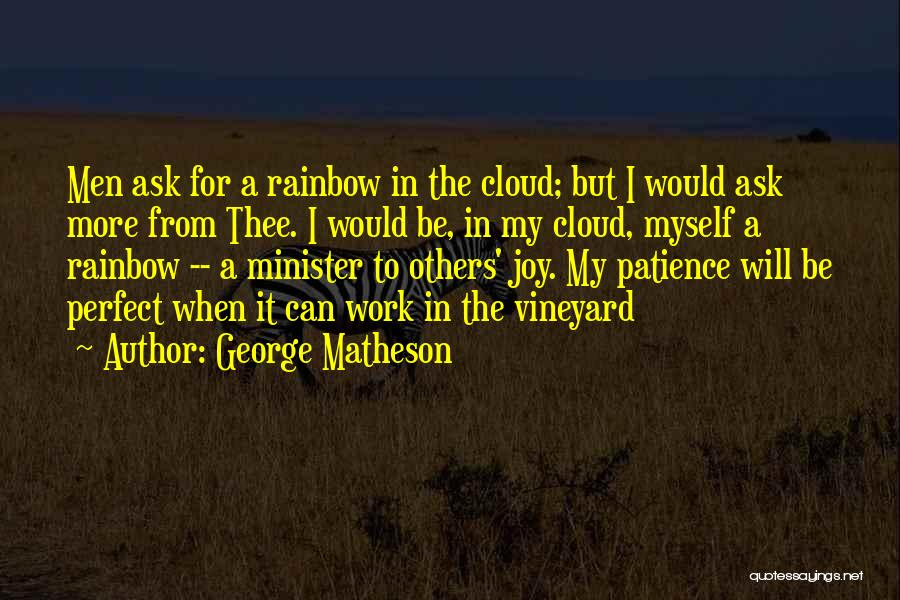 George Matheson Quotes 1318743