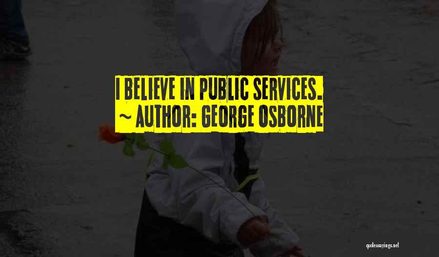 George Osborne Quotes 1050005