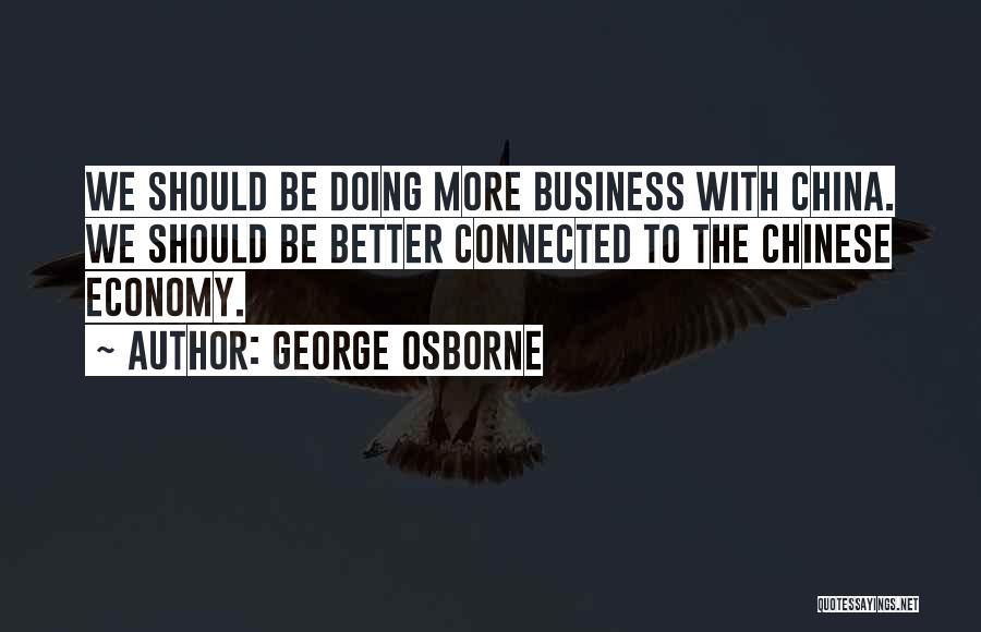 George Osborne Quotes 1080856