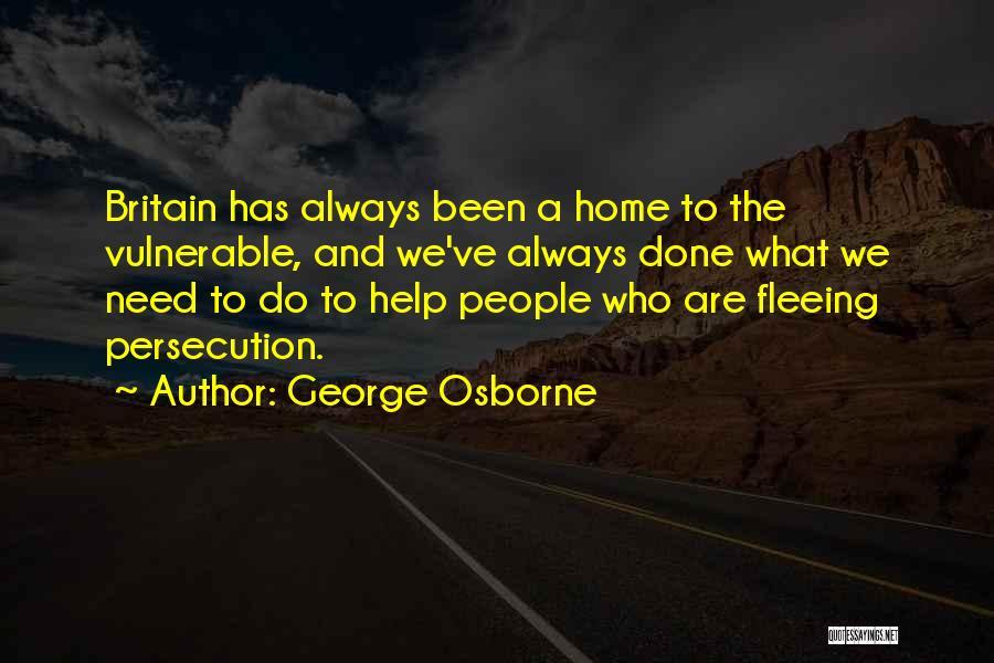 George Osborne Quotes 1164159