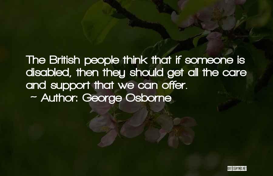 George Osborne Quotes 1207572