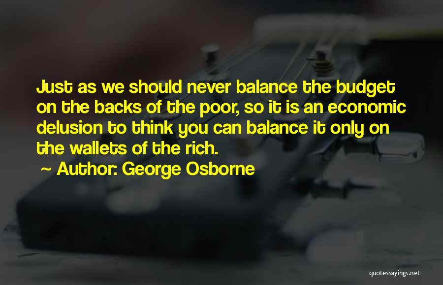 George Osborne Quotes 1228507