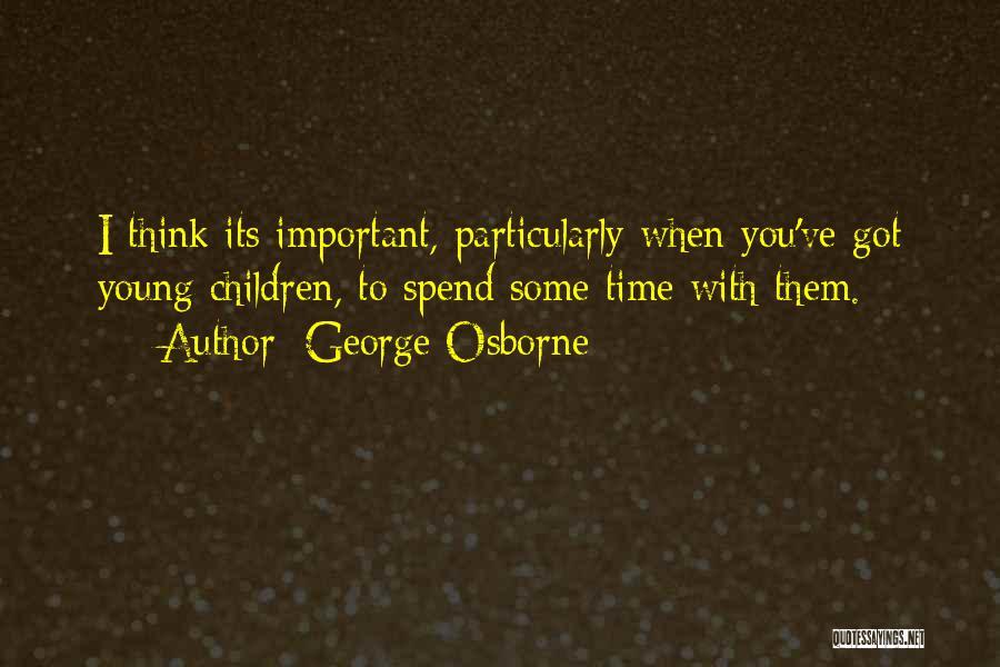 George Osborne Quotes 126067