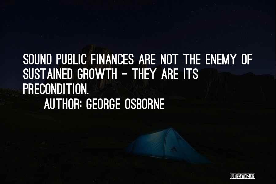 George Osborne Quotes 1321322