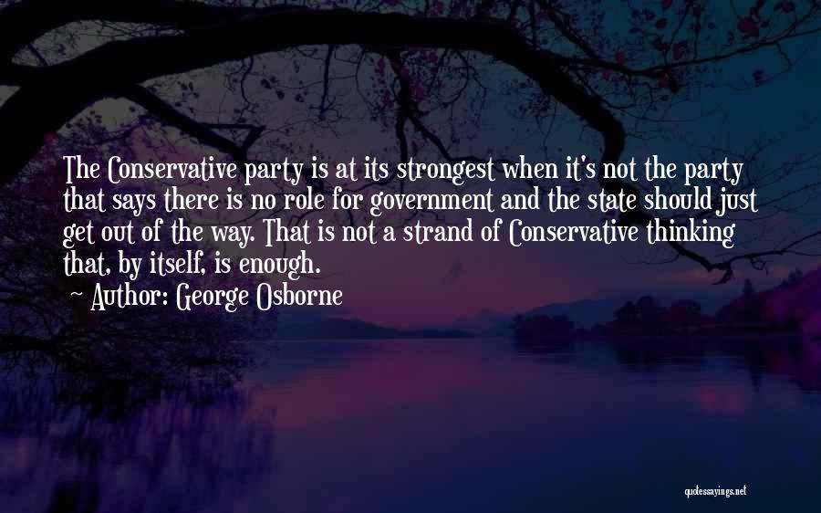 George Osborne Quotes 1512442