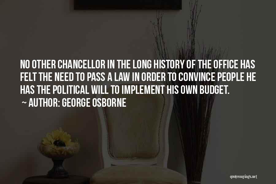George Osborne Quotes 1563526