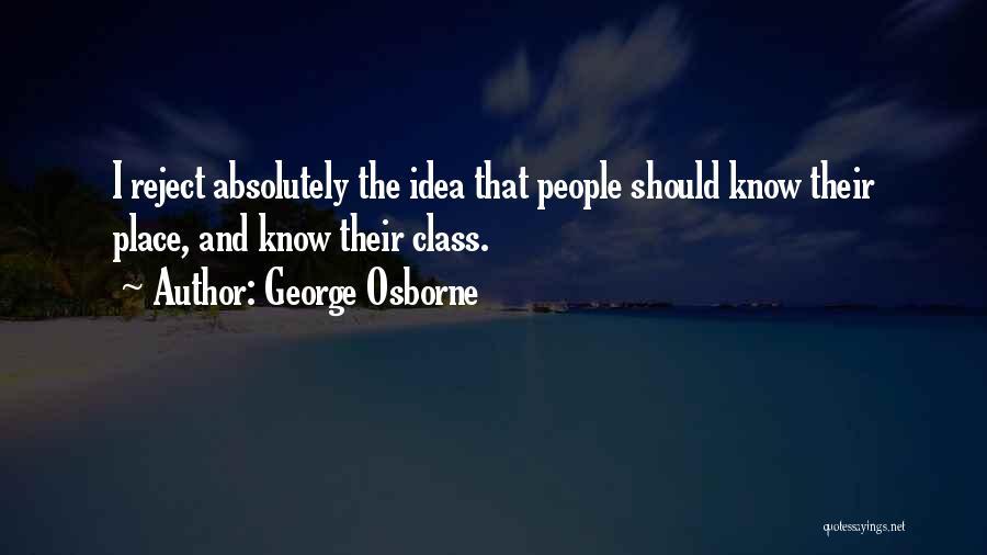 George Osborne Quotes 1619362