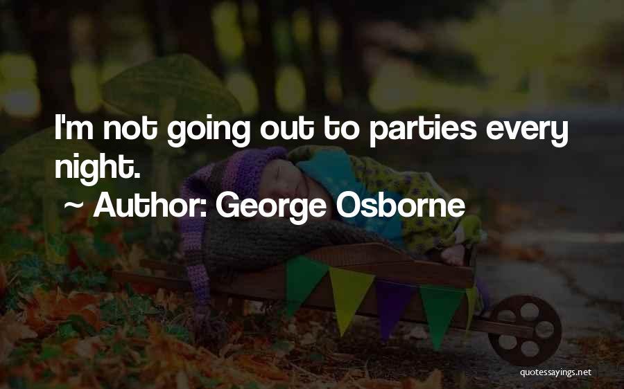 George Osborne Quotes 1712876