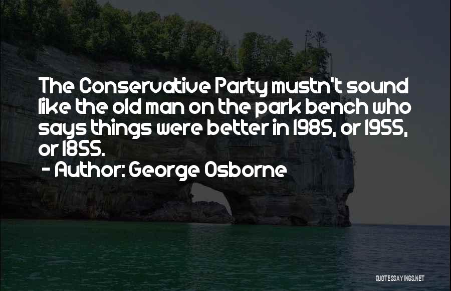 George Osborne Quotes 1798200