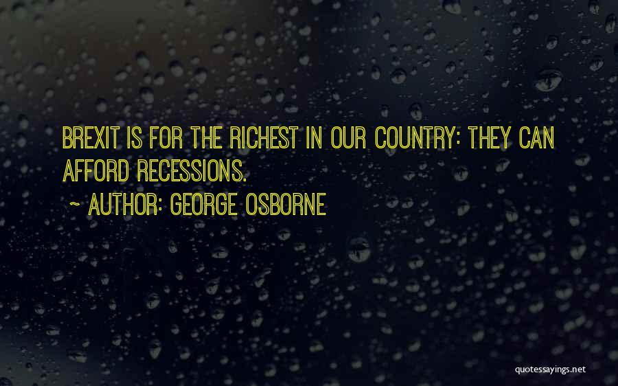 George Osborne Quotes 1816199