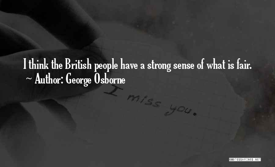 George Osborne Quotes 2018748
