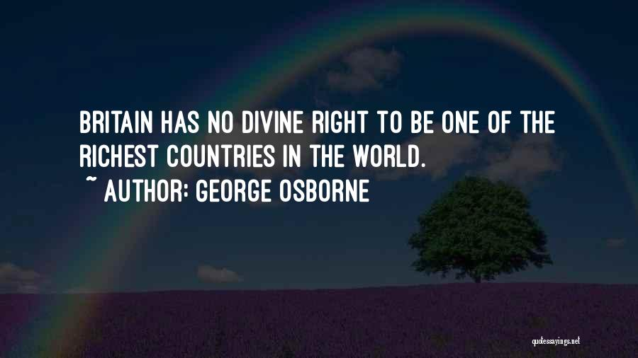 George Osborne Quotes 2136868