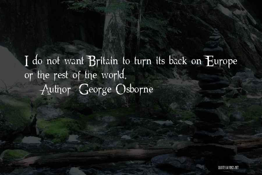 George Osborne Quotes 2138816