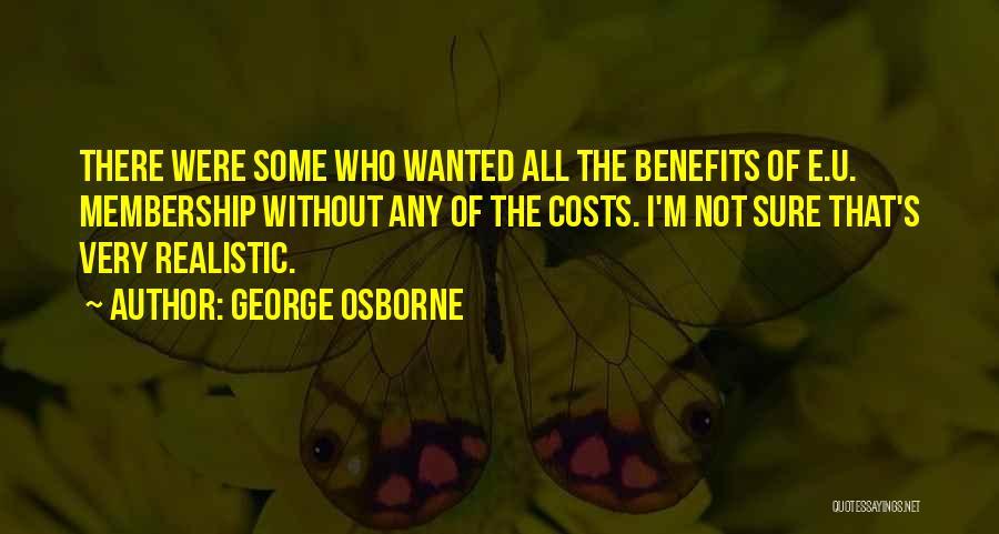 George Osborne Quotes 2230443
