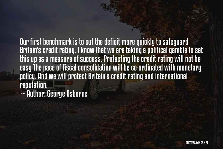 George Osborne Quotes 385578