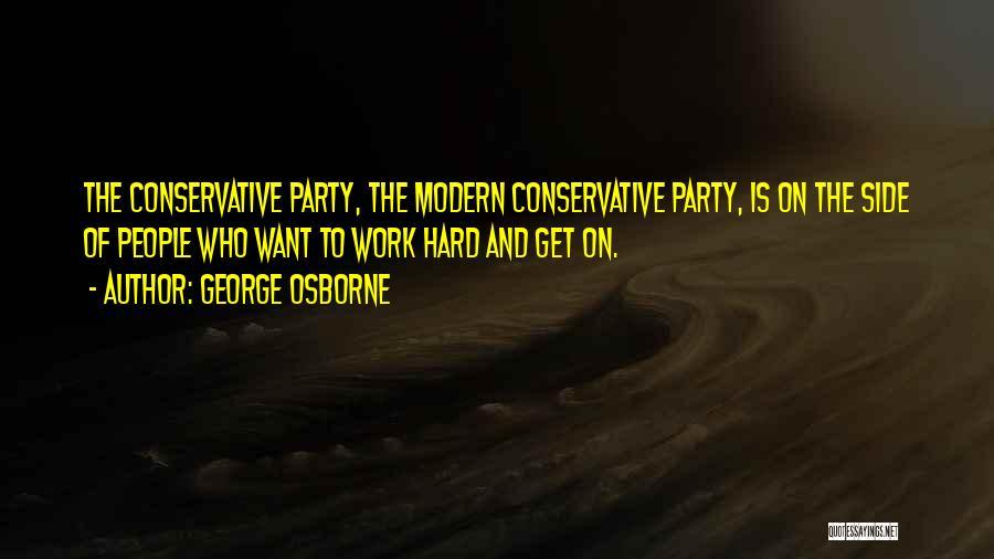 George Osborne Quotes 524155
