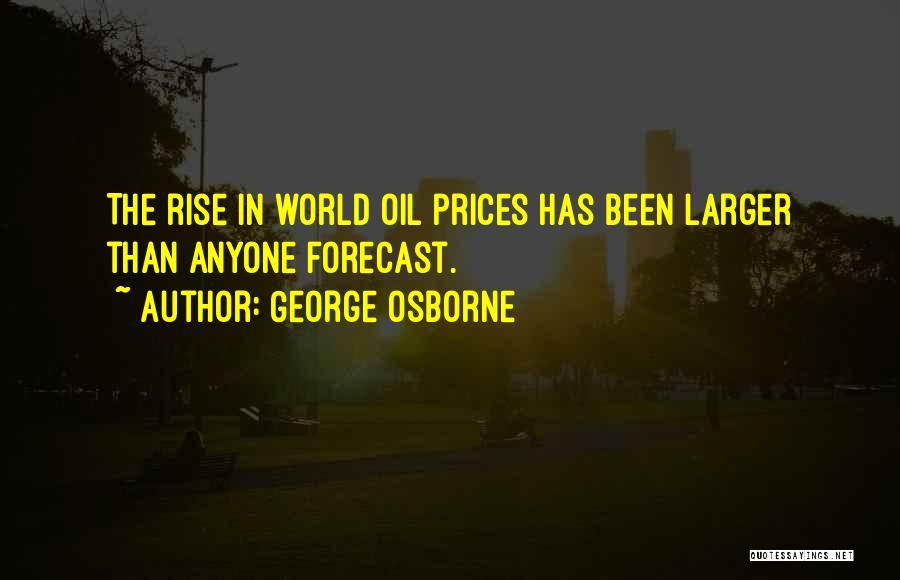 George Osborne Quotes 534209