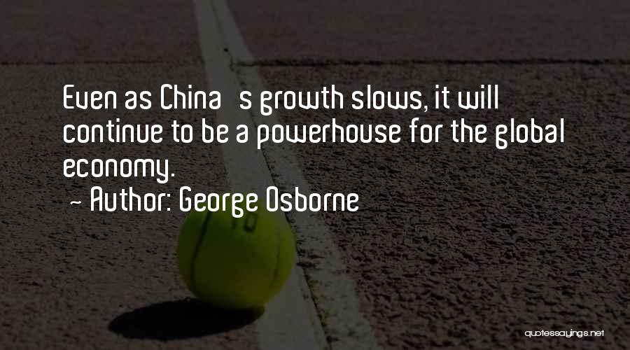 George Osborne Quotes 583696