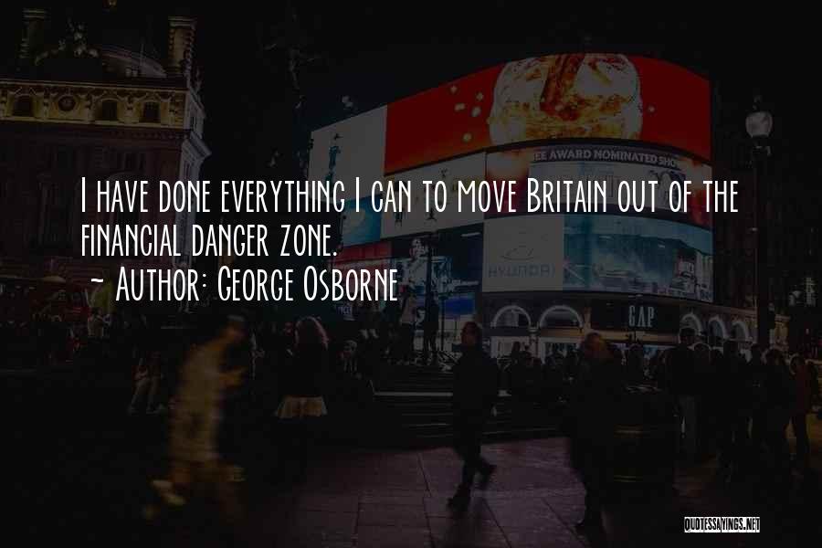 George Osborne Quotes 676454