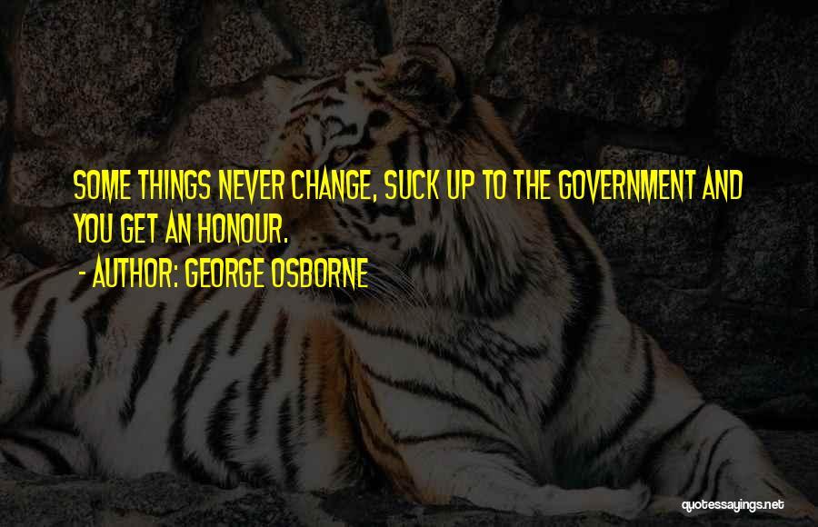 George Osborne Quotes 743663
