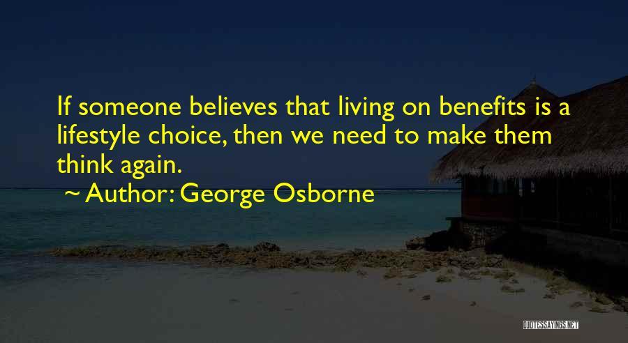 George Osborne Quotes 90119