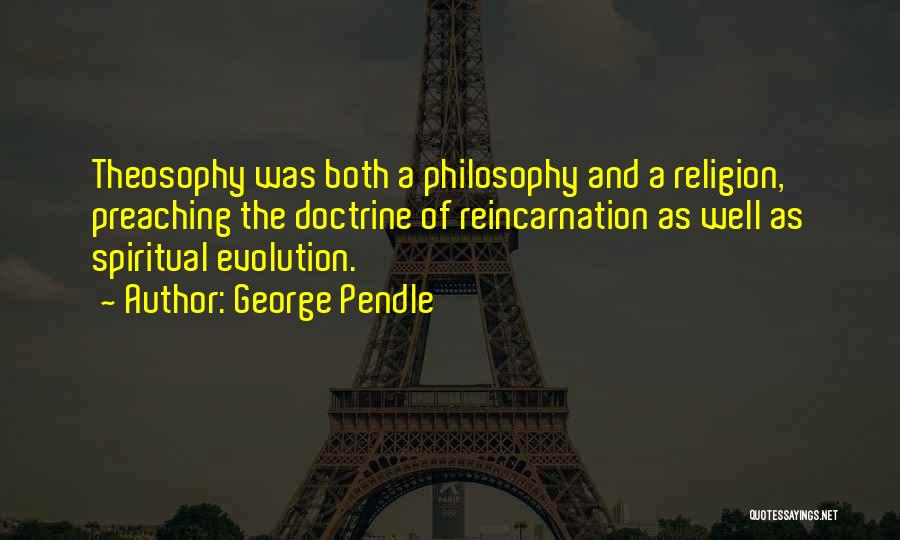 George Pendle Quotes 483605