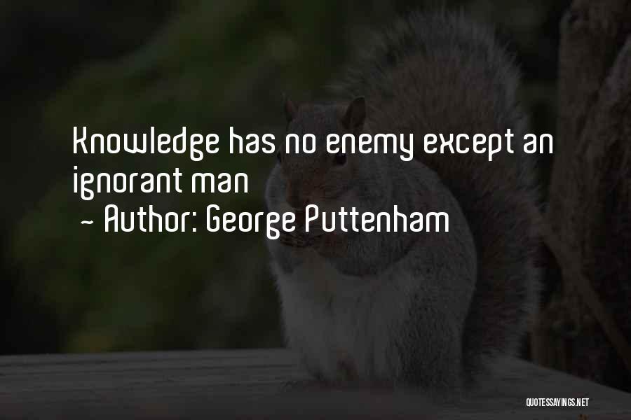 George Puttenham Quotes 426749