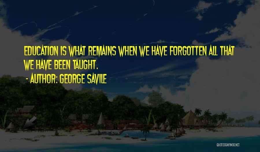 George Savile Quotes 1482039
