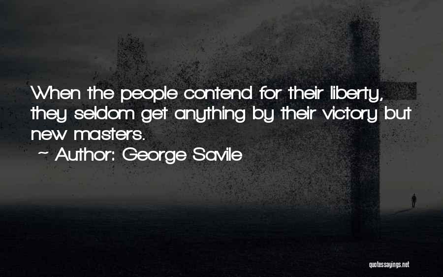 George Savile Quotes 1675030