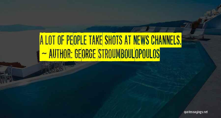 George Stroumboulopoulos Quotes 1054874