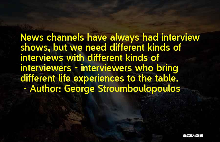 George Stroumboulopoulos Quotes 1491932