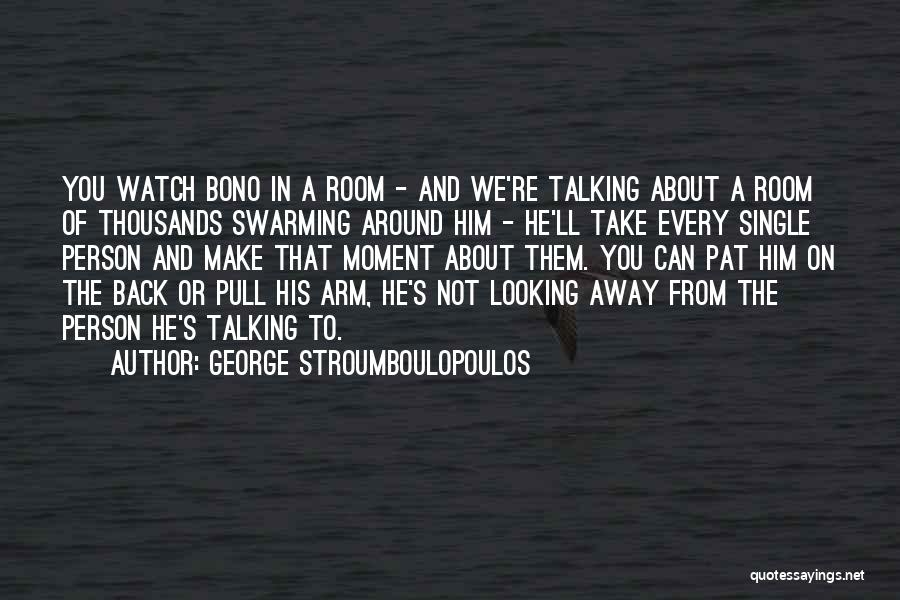 George Stroumboulopoulos Quotes 1640225