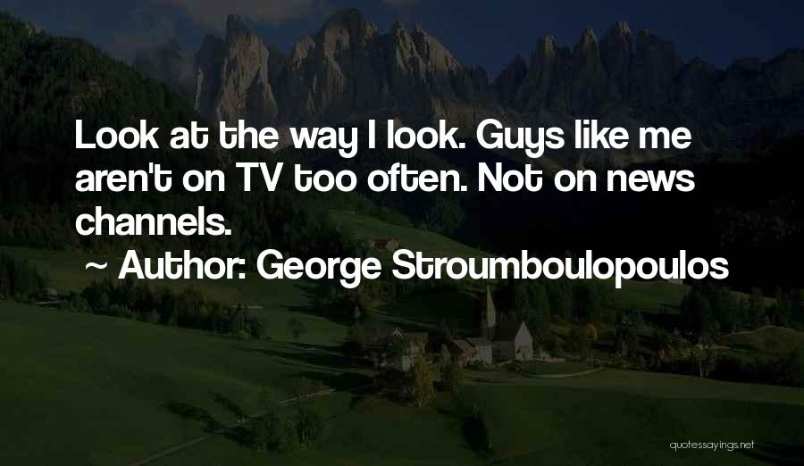 George Stroumboulopoulos Quotes 2002091