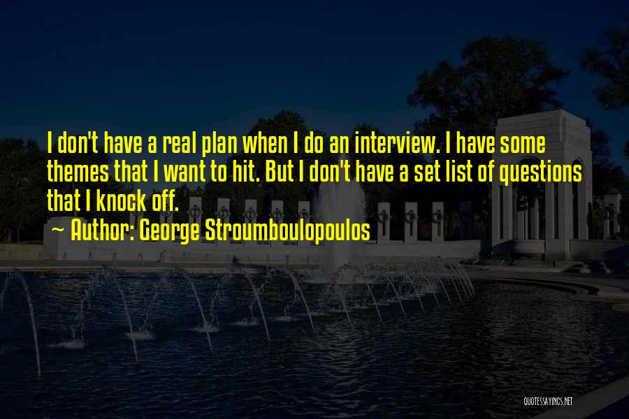 George Stroumboulopoulos Quotes 2142266