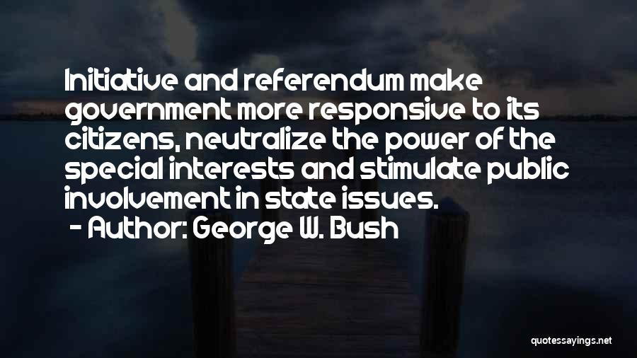 George W. Bush Quotes 1119298
