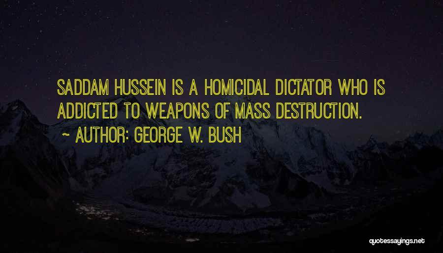 George W. Bush Quotes 1220171