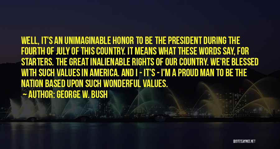 George W. Bush Quotes 1338577