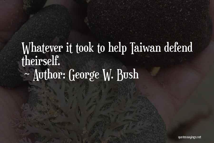 George W. Bush Quotes 1469600