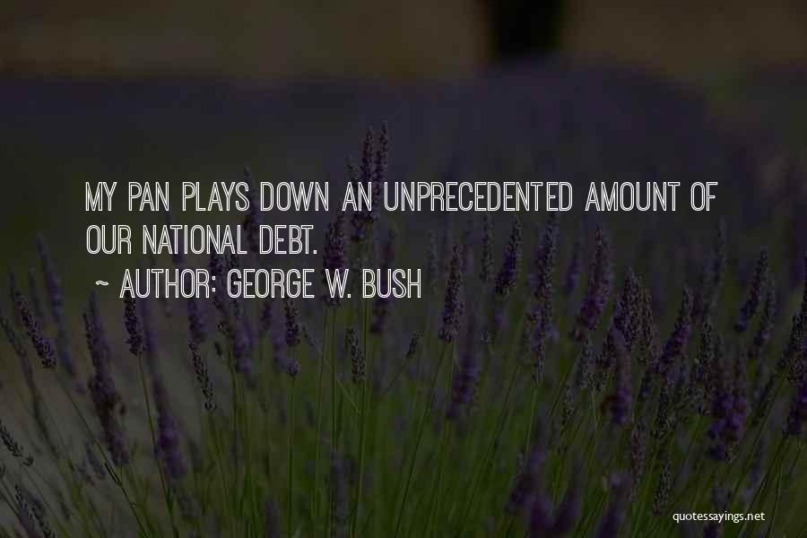 George W. Bush Quotes 1491374