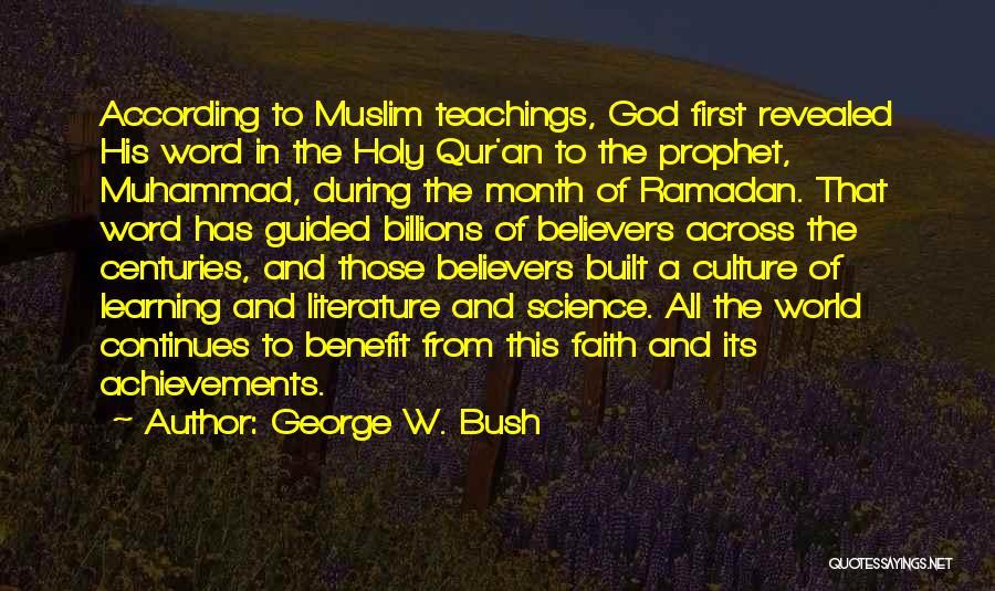 George W. Bush Quotes 1842287