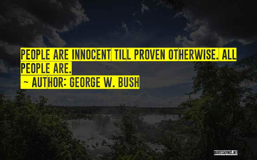 George W. Bush Quotes 1842377
