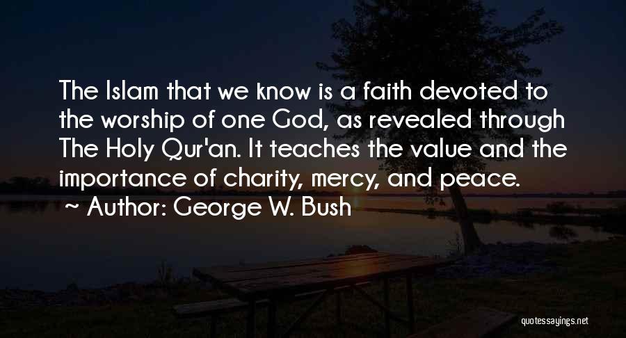 George W. Bush Quotes 1877362