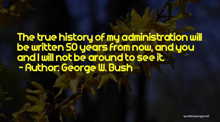 George W. Bush Quotes 231657