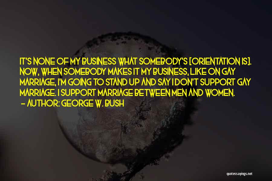 George W. Bush Quotes 703603